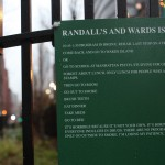 Randalls and Wards sign cropped